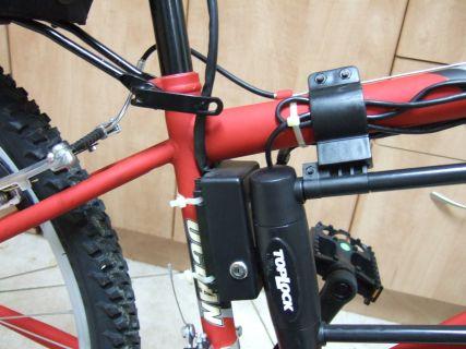 אופניים חשמליים לדוגמא - בקר