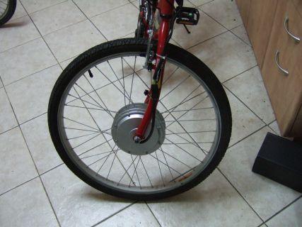 אופניים חשמליים לדוגמא - מנוע